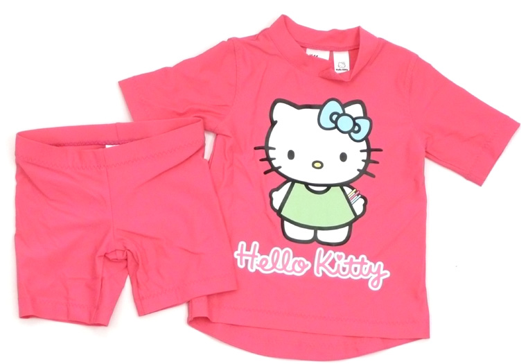 zweiteiliger Schwimmanzug der Marke Hello Kitty by H&amp;M