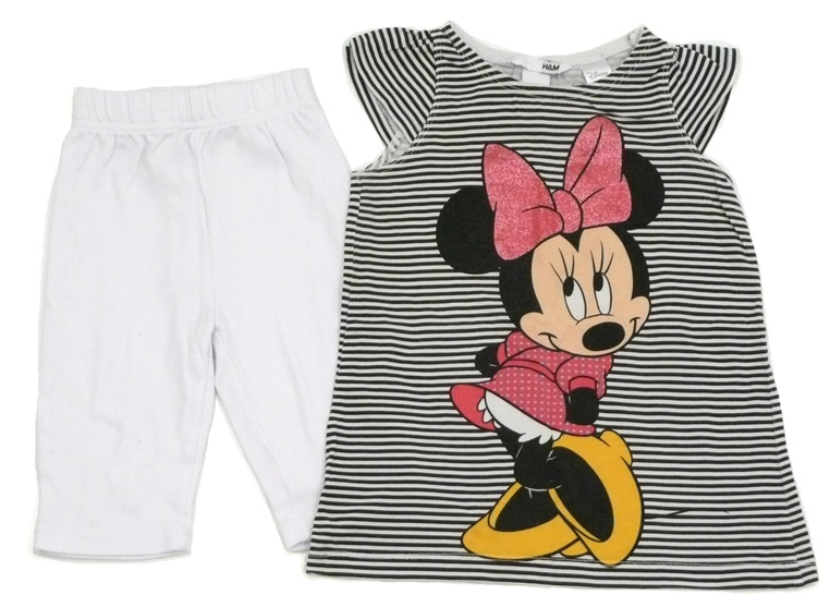 Kombination der Marken  Disney by H&amp;M