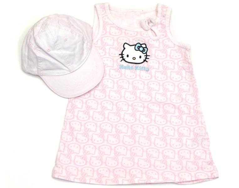 Kombination der Marken Hello Kitty by H&amp;M &amp; H&amp;M